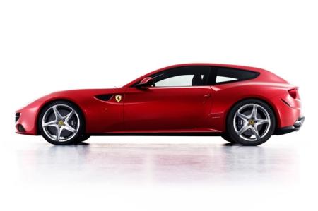 ferrari ff 0  link: Ferrari FF | Hypebeast